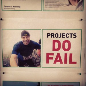 Projects Do Fail!